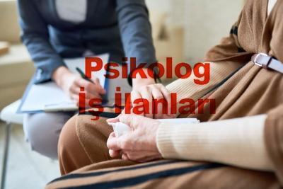 Psikolog İş İlanları